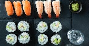 Sushi - kokoelma