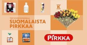 Tue suomalaista työtä