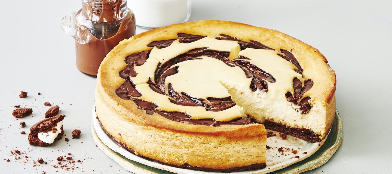 Nutella-juustokakku