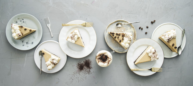 Irish coffee -juustokakku