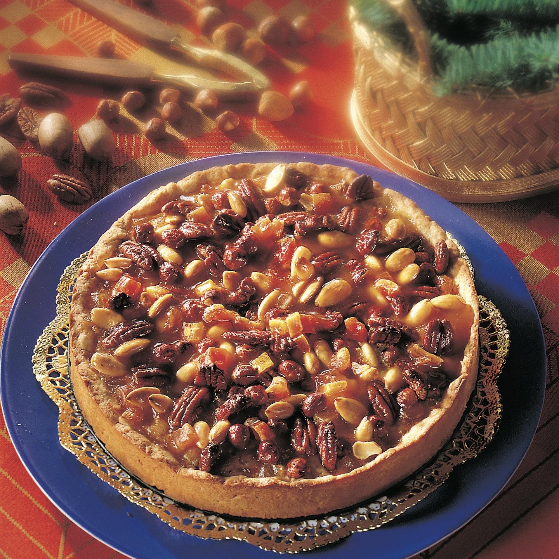 Hedelmä-pähkinätorttu