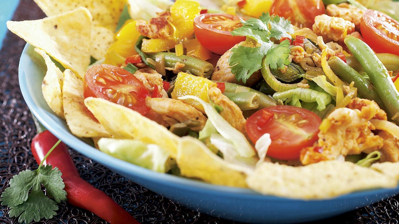 Meksikolainen salaatti