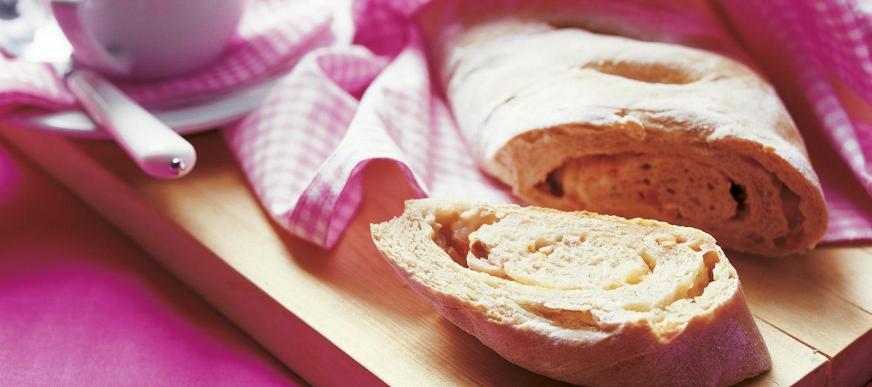Sinappinen kinkkuleipä