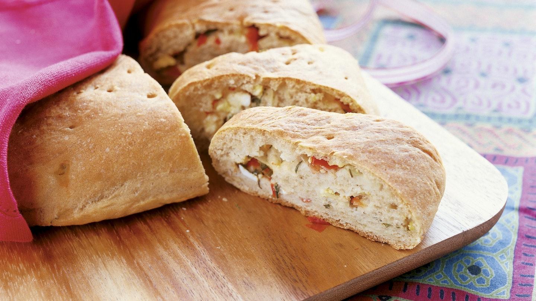 Kreikkalainen leipäkranssi