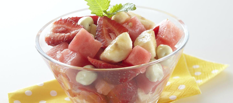 Marja-melonisalaatti