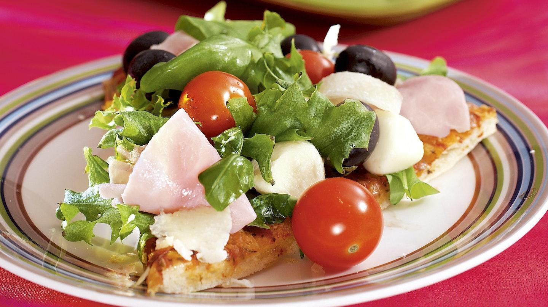 Salaattipizza