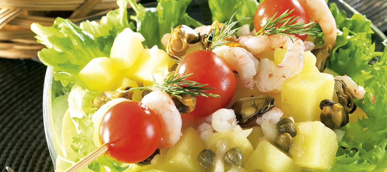 Barcelonan salaatti