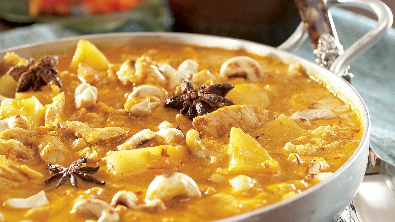 Currya Koh Samuin tapaan
