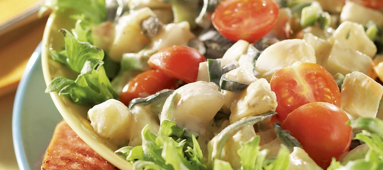 Kapris-perunasalaatti