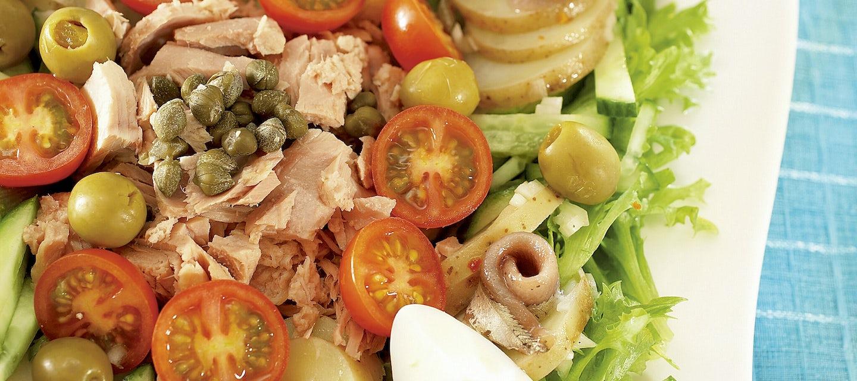 Kyproksensalaatti