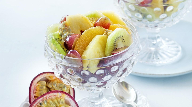Ananas-passionsalaatti