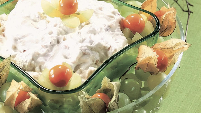 Pähkinäinen pashajälkiruoka