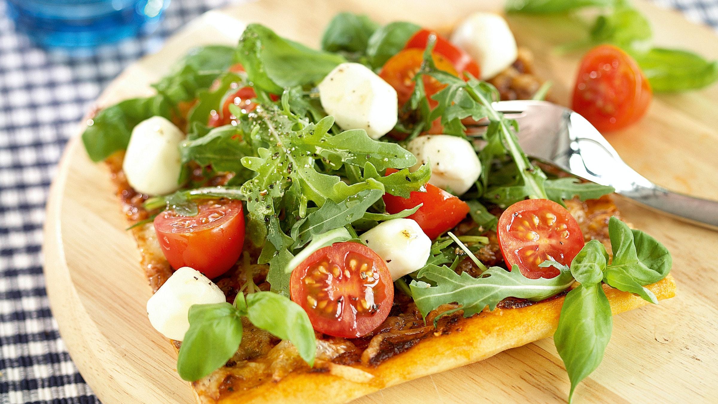 Pizza Ravintosisältö