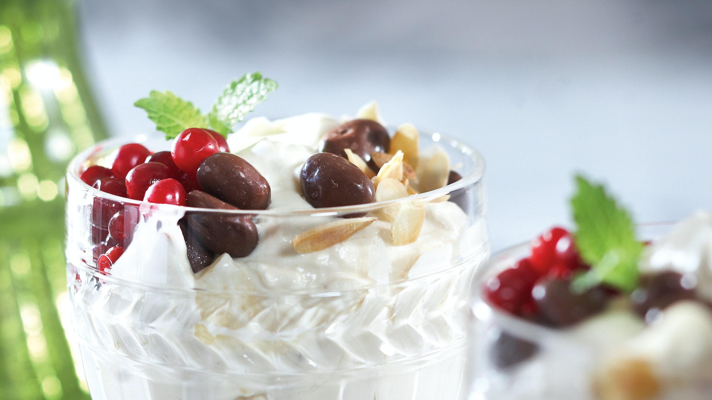 Rommi-rusinarahka   Jälkiruoat   Reseptit – K-Ruoka