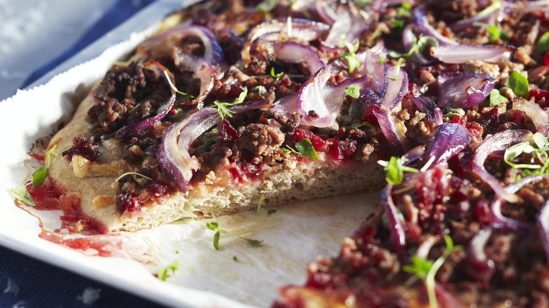 Lindströmin pizzapiirakka