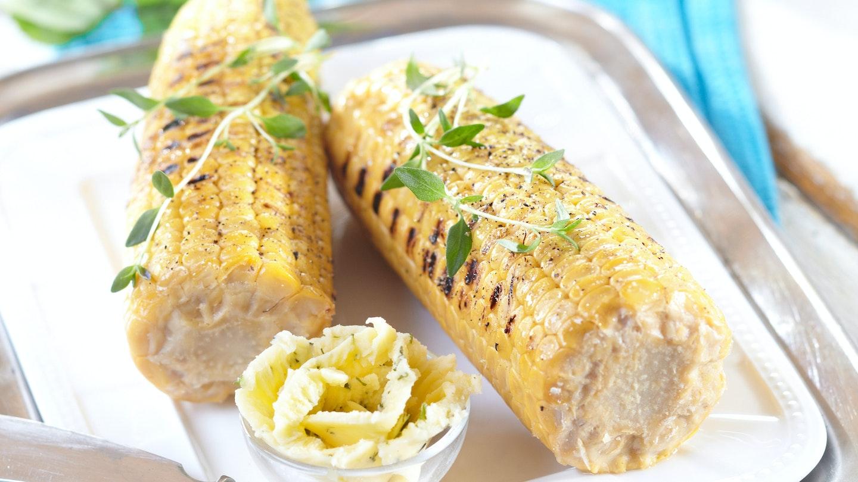 Grillatut maissit