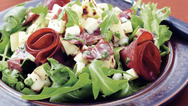Salaatti lappilaisittain