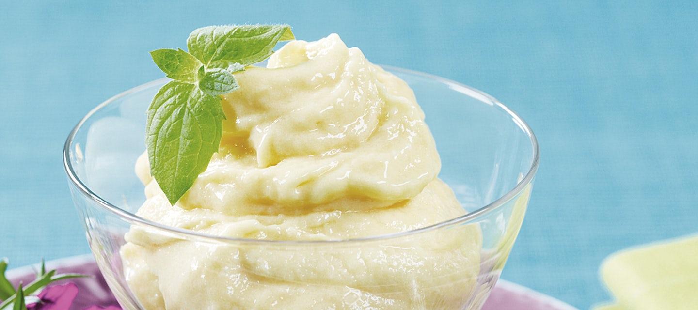 Mango-jogurttisohjo