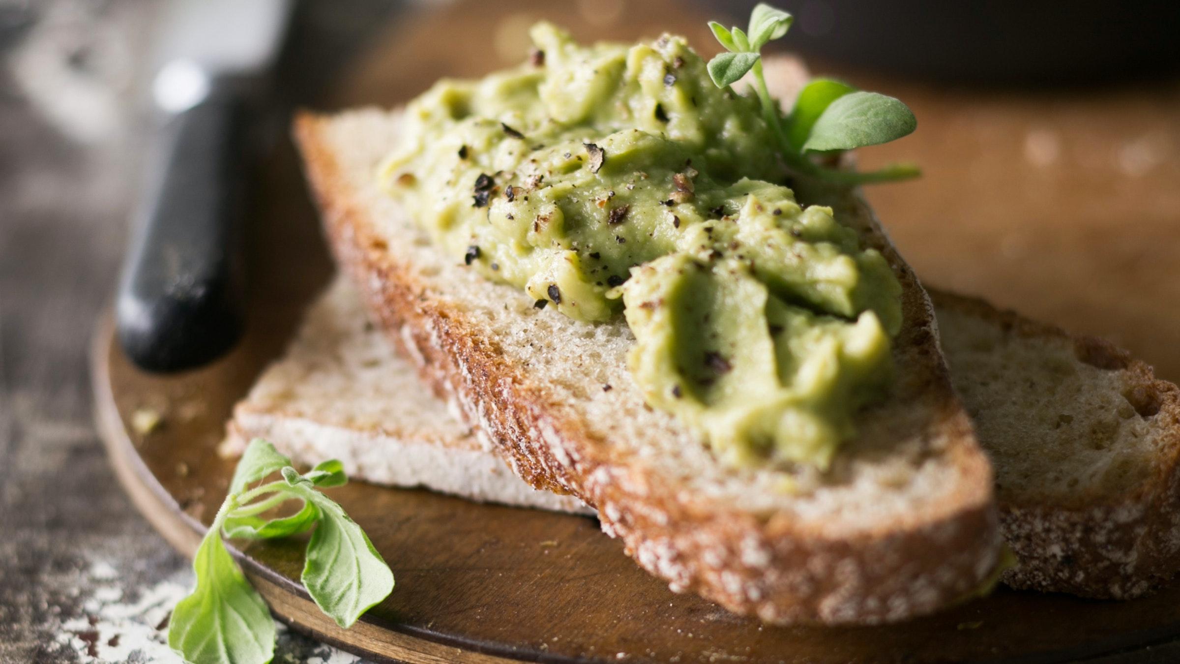 Herne-avokadohummus   Lisäkkeet   Reseptit – K-Ruoka
