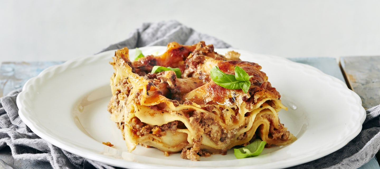 Koskenlaskijan lasagne