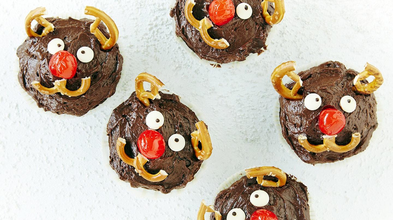 Petteri Punakuono -muffinit