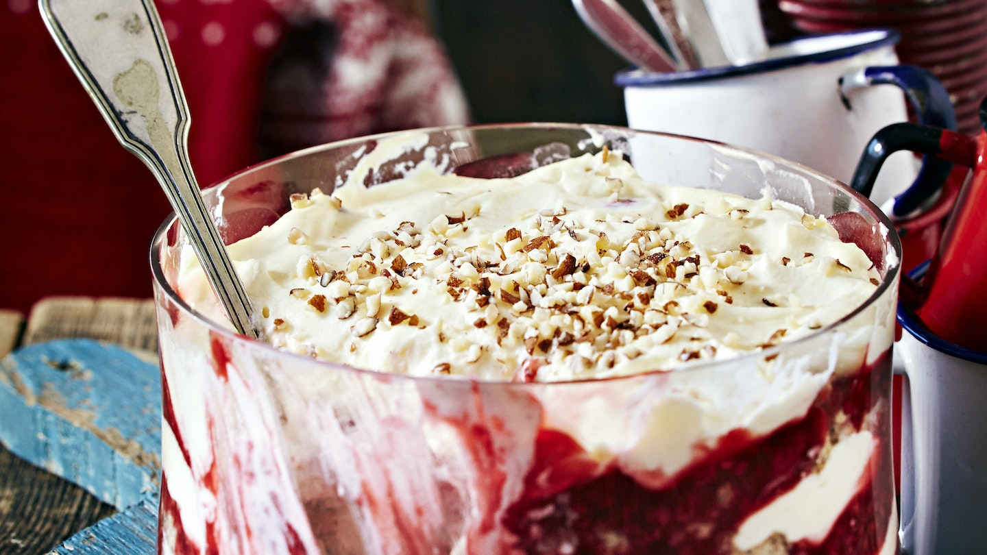 Runebergin trifle