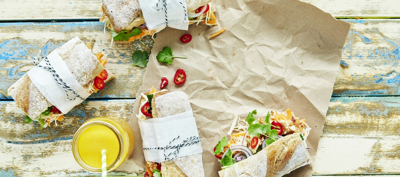 Bánh mì - vietnamilaiset patongit