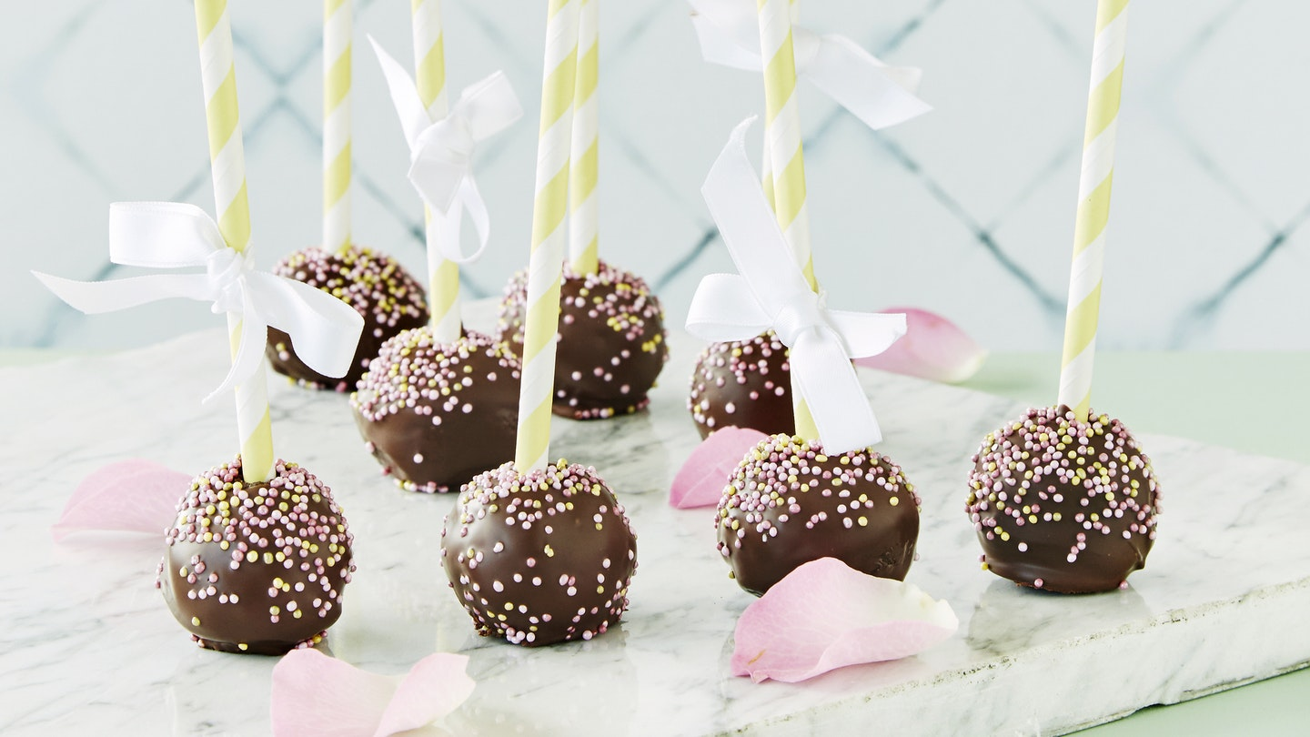 Brownie-cakepops