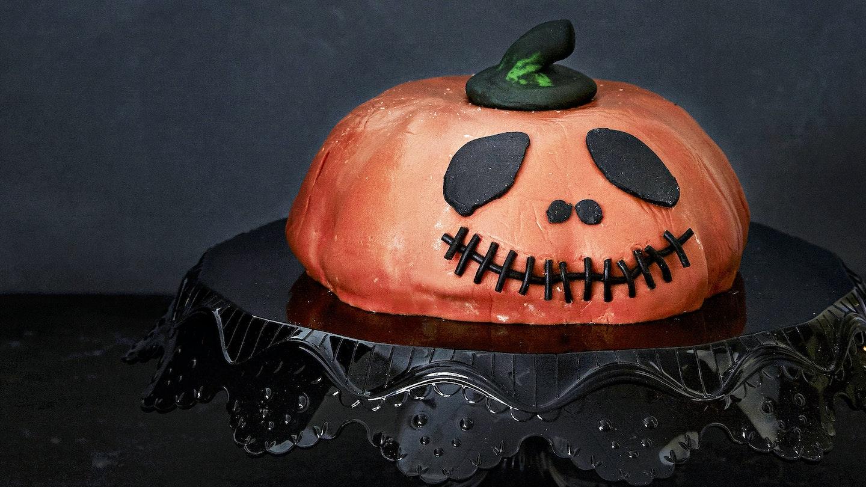 Halloweenkakku
