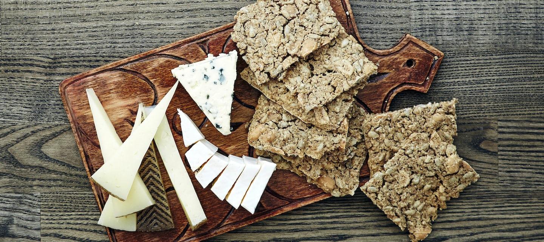 Suolapähkinänäkkileipä
