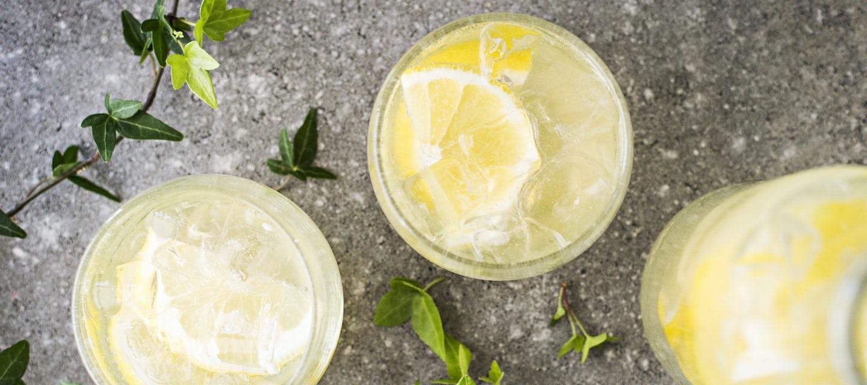 Sitruunalimonadi eli lemonade