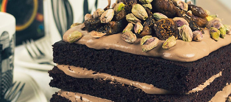 Alaston suklaakakku