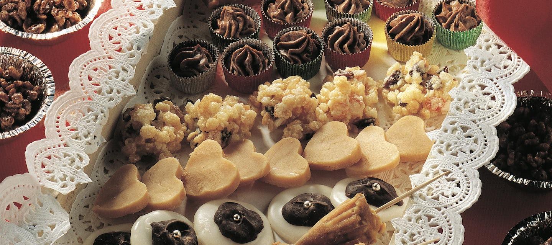 Rommi-suklaamakeiset