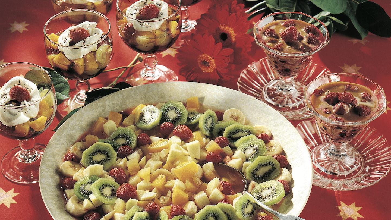 Marja-hedelmäkimara
