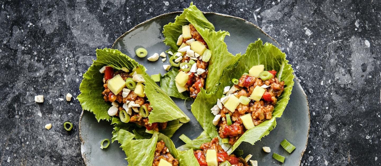 Vietnamilaiset salaattikääröt