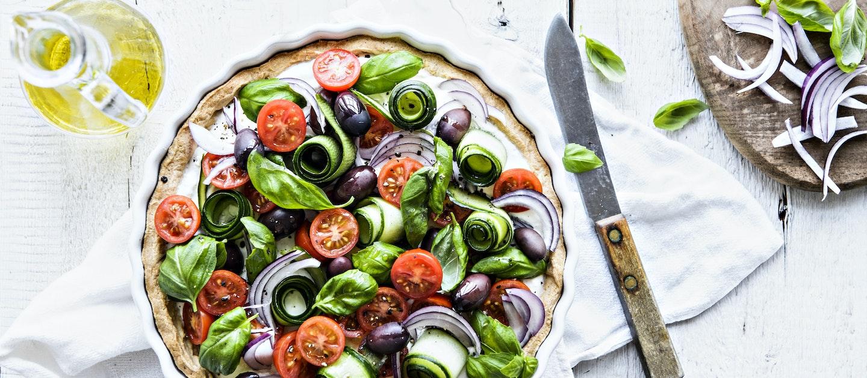 Kreikkalainen salaattipiirakka