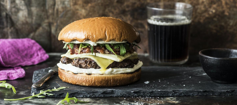 Naughty burger