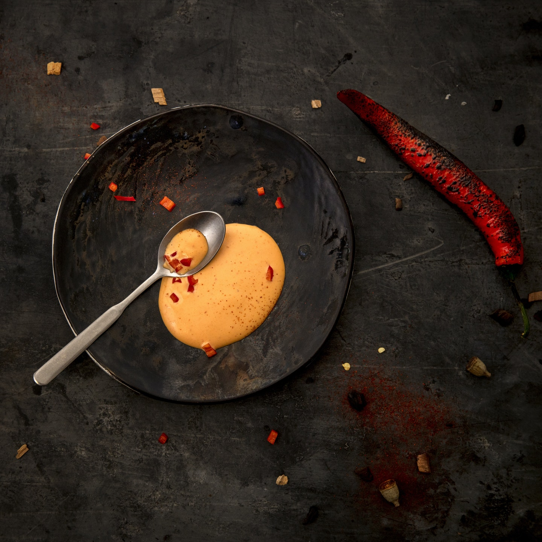 Sriracha-majoneesi