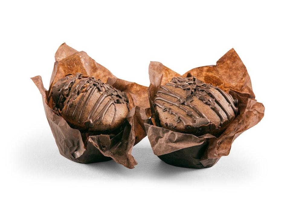 Gluteeniton Suklaamuffinssi