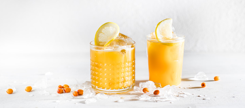 Alkoholiton tyrni-sour