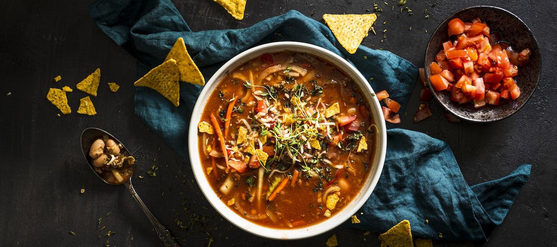 Chili con carne -keitto