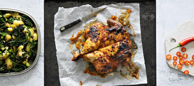 Portugalilainen piri-piri kana