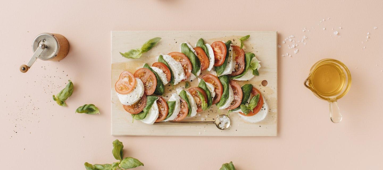 Caprese-salaatti