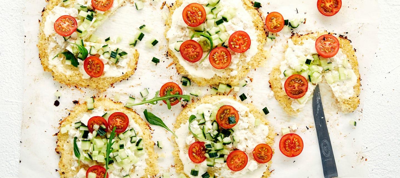 Kukkakaalipizzat