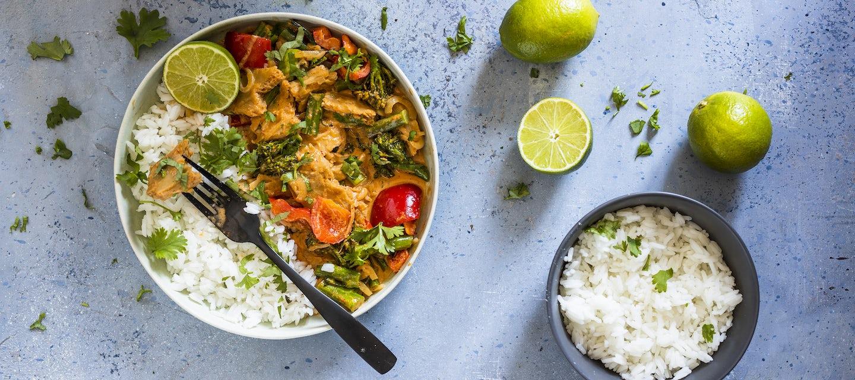 Vegaaninen curry
