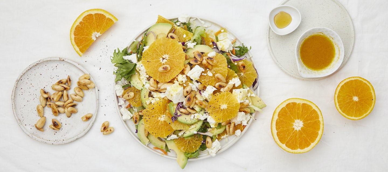 Appelsiinisalaatti