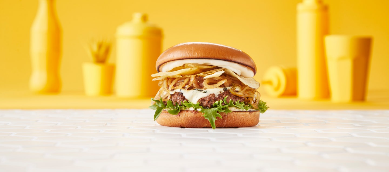 French Onion Burgeri
