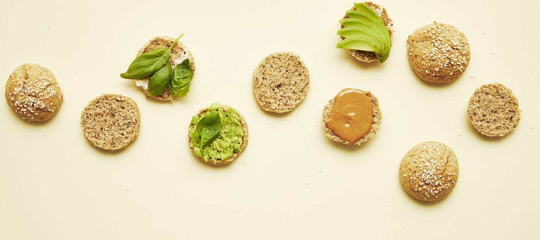 Nopeat gluteenittomat sämpylät