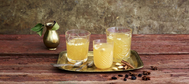 Vaalea omenaglögi